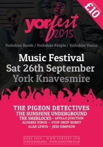 Yorfest 2015